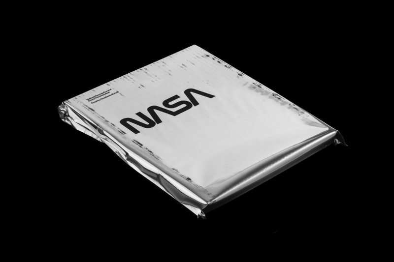 1975 National Aeronautics and Space Administration Graphics Standards Manual reproduction book