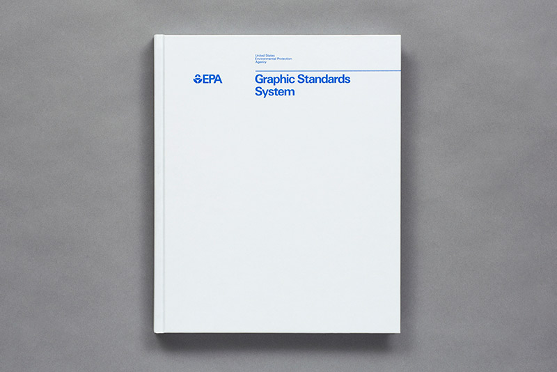 1977 US Environmental Protection Agency Graphic Standards System